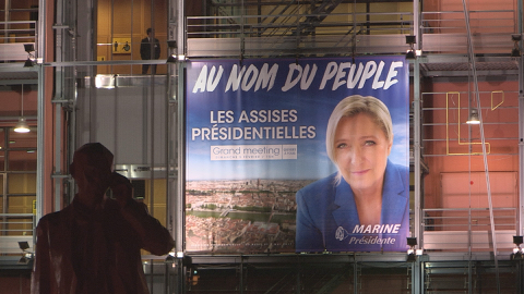 The Real Face of Marine Le Pen
