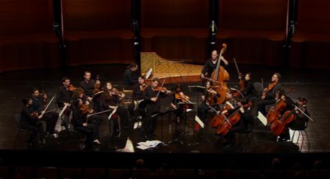 Vivaldi, les 4 saisons op.8 / Astor Piazzola, les 4 saisons de Buenos Aires
