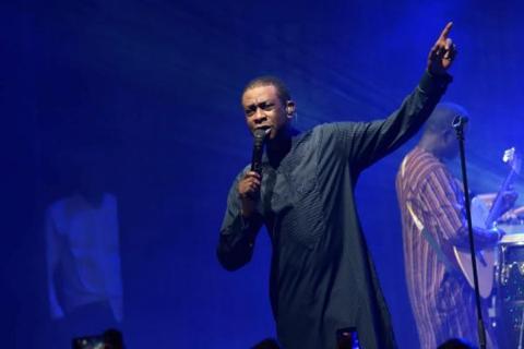 Youssou N'Dour au Bataclan