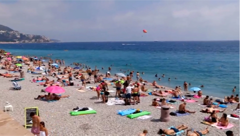 Accidents, bagarres et cambriolages : un été chaud sur la côte