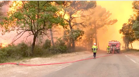 Accidents, incendies, secours d'urgence : les pompiers de Provence en alerte