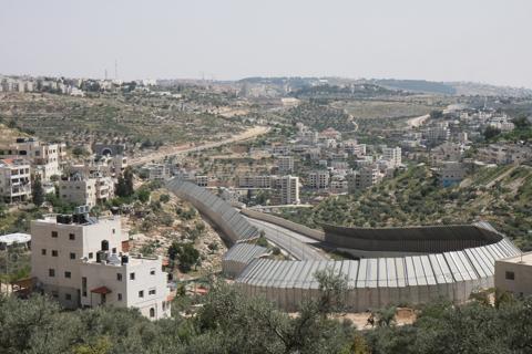 Au pied du mur (ChrÉtiens de Palestine)