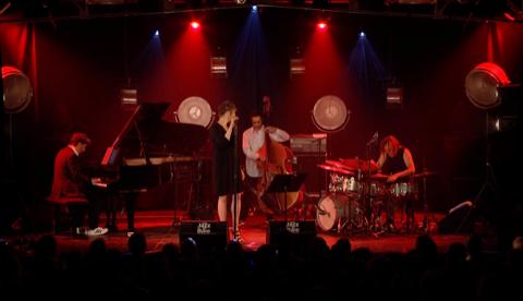 Black Orpheus – Jazz au Sommet
