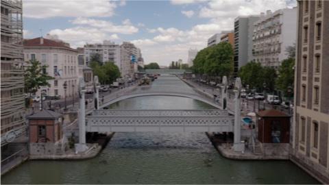 LES SECRETS DES CANAUX DE PARIS