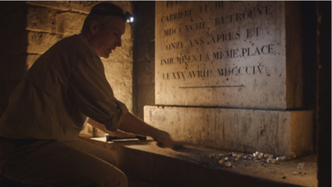 Catacombes, une société sous les pavés