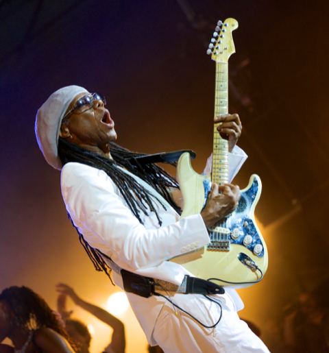 CHIC featuring NILE RODGERS – Jazz in Vienna
