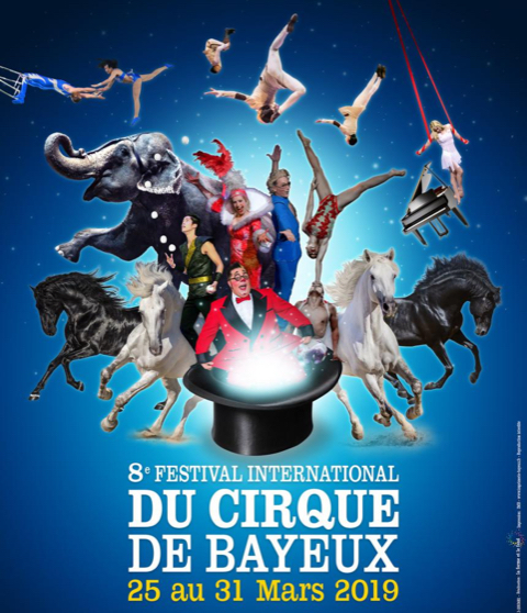 8ème Festival International du Cirque de Bayeux