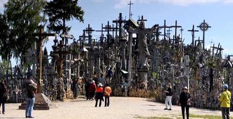 THE HILL OF CROSSES, THE SPIRIT OF A PEOPLE