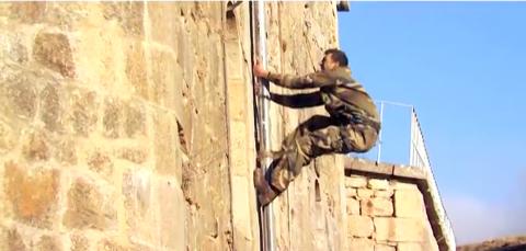Commando : Ne pas subir