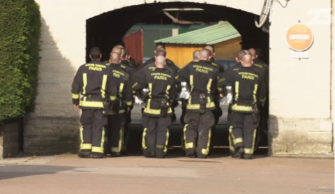 Feu sacré : Vocation pompiers !