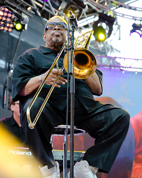 FRED WESLEY – Jazz À Vienne