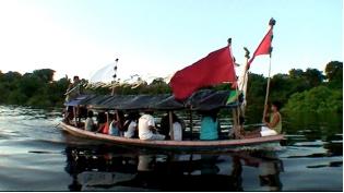LES MAITRES DU GAMBA : l'Afrique au coeur de l'Amazonie bresilienne
