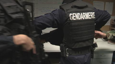 Gendarmerie de Nantes : la traque des cambrioleurs