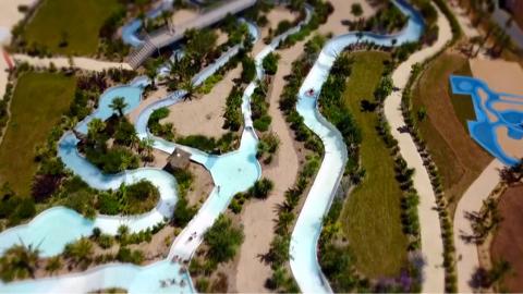 La guerre des parcs aquatiques