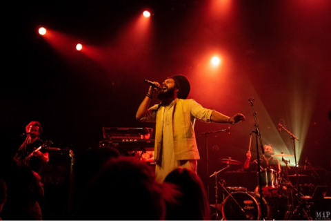 Marcus Gad: Chanting Tour
