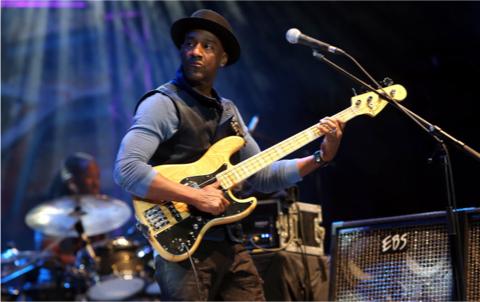 Marcus Miller – Jazz in Vienna 2013