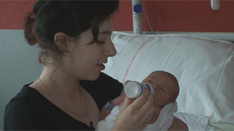 Maternité, dans le secret de la vie