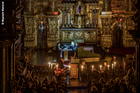 Cracovie 2017 : Messe des Morts de Jean Gilles