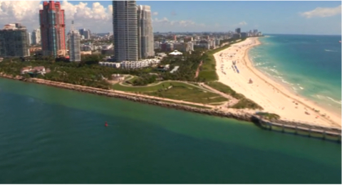 Miami: a dive into the heart of crime with the elite police force