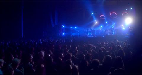 Mogwai at the Grande Halle (Pitchfork Music Festival)