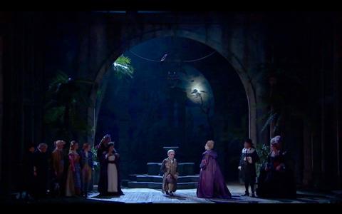 LE NOZZE DI FIGARO mis en scène par James GRAY