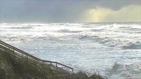 L'OGRE OCEAN ou L'ÉROSION DE LA CÔTE ATLANTIQUE