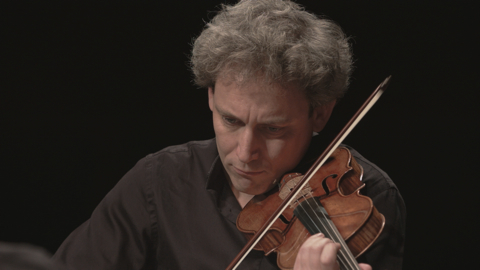 Maurice Ravel : 5 oeuvres par David Grimal et les Dissonances