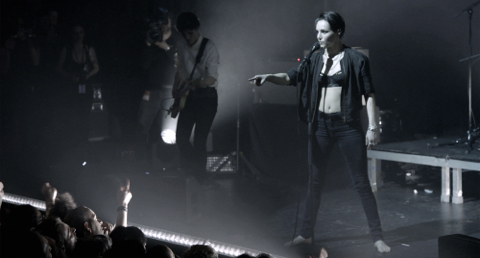 SAVAGES LIVE À LA CIGALE