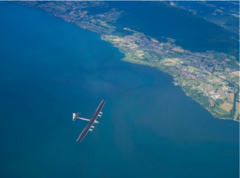 ONCE UPON A TIME… SOLAR IMPULSE