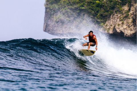 SURF EXPLORE IN THE PHILIPPINES