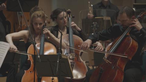 Tchaïkovsky : Symphonie N°4 en Fa Mineur, op.36