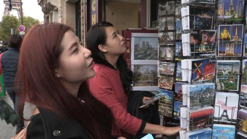 Touristes à Paris : entre rêve et arnaques