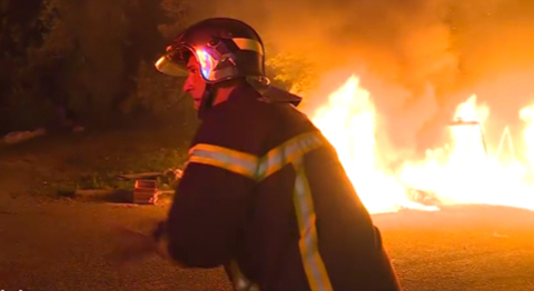 Urgences absolues : les pompiers de Haute Provence