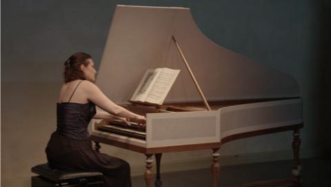 Les Variations Goldberg par Béatrice Martin