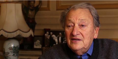 LE VENT RIT DANS LES BLÉS : portrait de Maurice Joffo