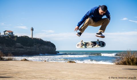 SKATEBOARD : UNE AMBITION OLYMPIQUE
