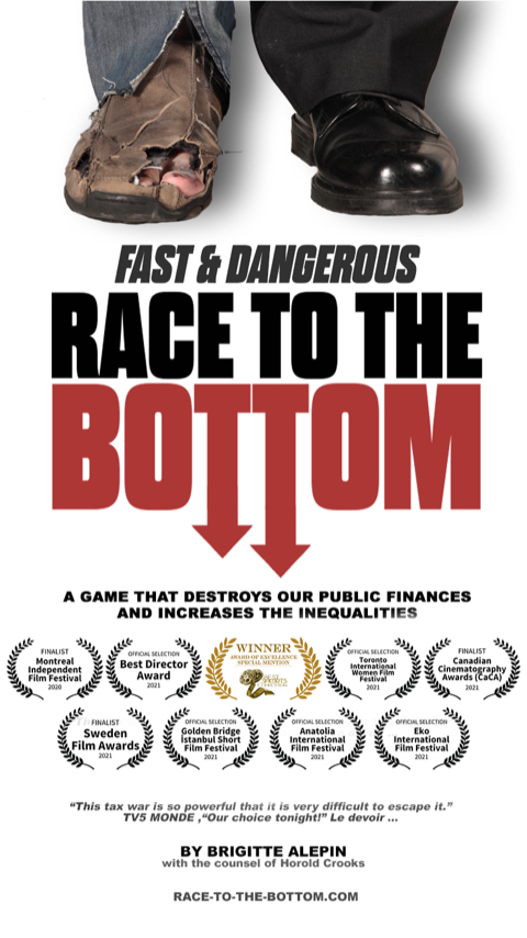 FAST & DANGEROUS RACE TO THE BOTTOM