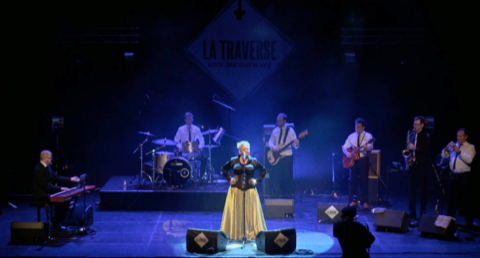 KAZ HAWKINS : Memories of Etta