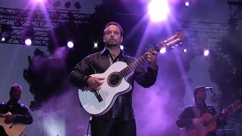 Tribute concert to MANITAS DE PLATA